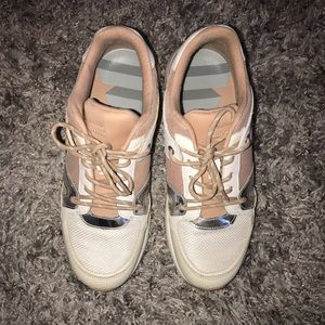 Only worn once Aldo sneakers